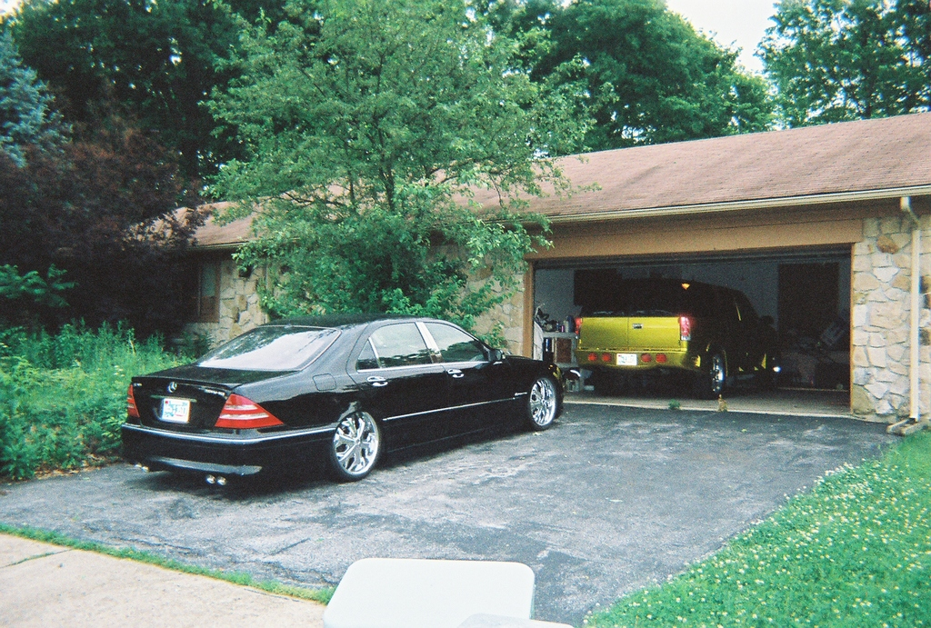 Another PASSION2GOAT 2000 Mercedes-Benz S-Class post... - 12138534