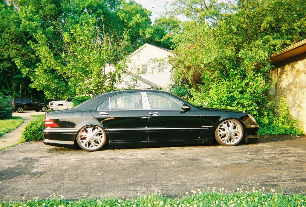 Another PASSION2GOAT 2000 Mercedes-Benz S-Class post... - 12138535