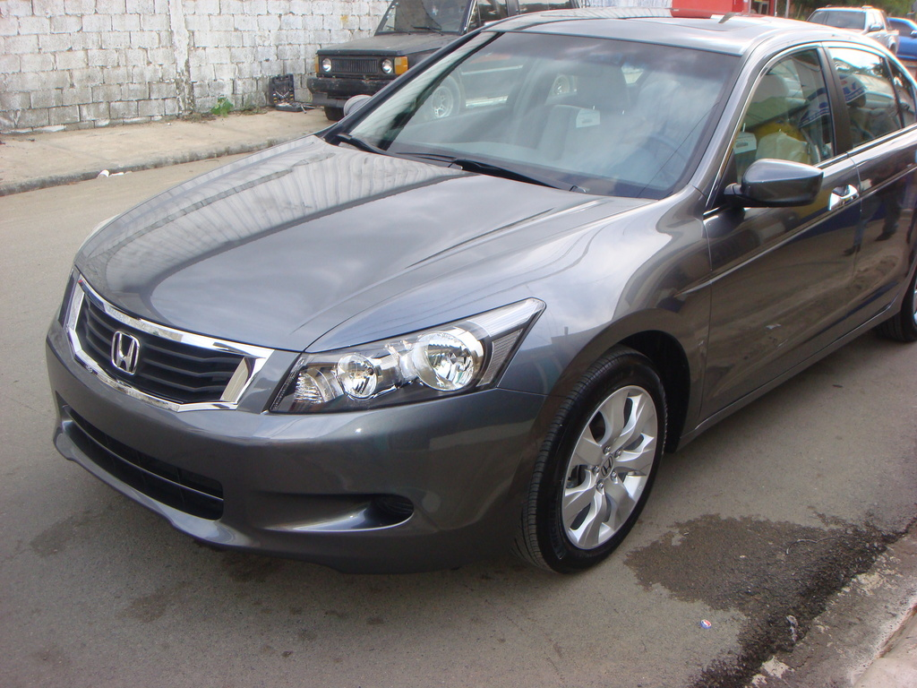 makiavelus2pac 2008 Honda Accord 12140276