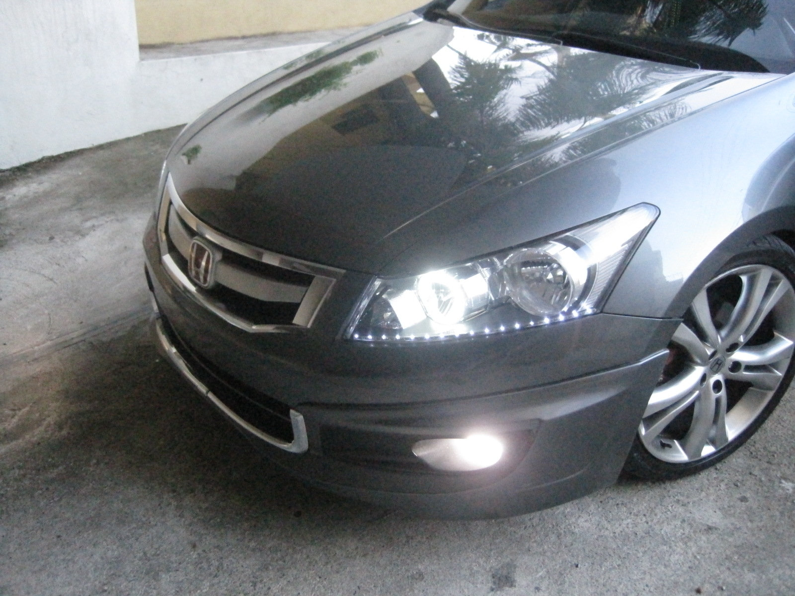 makiavelus2pac 2008 Honda Accord 12140301