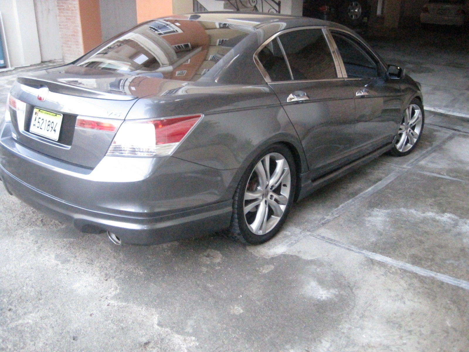 makiavelus2pac 2008 Honda Accord 12140302