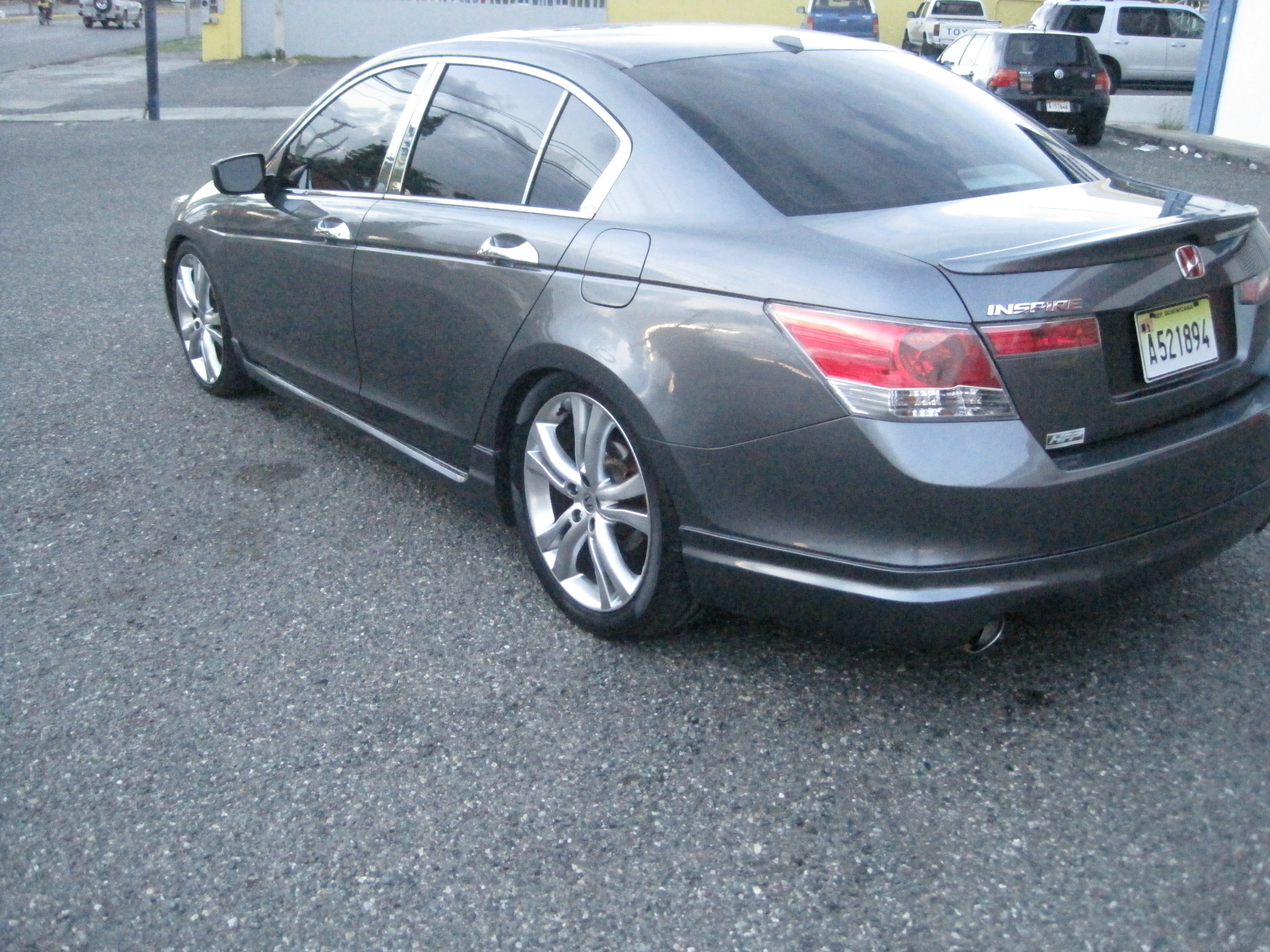 makiavelus2pac 2008 Honda Accord 12140303