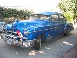 haafranco 1949 Chevrolet Fleetliner