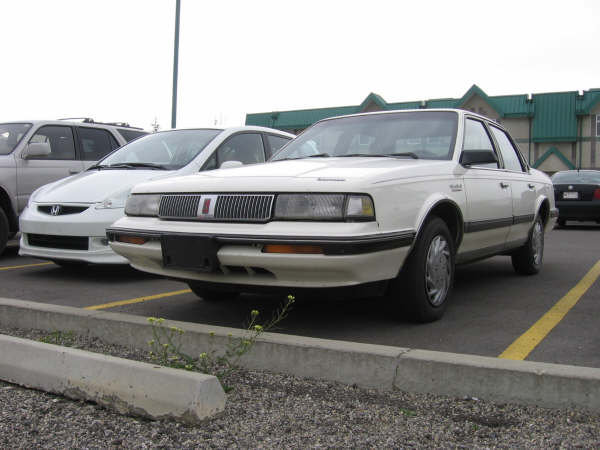 19cutlass92 1992 Oldsmobile Cutlass Ciera 12144938