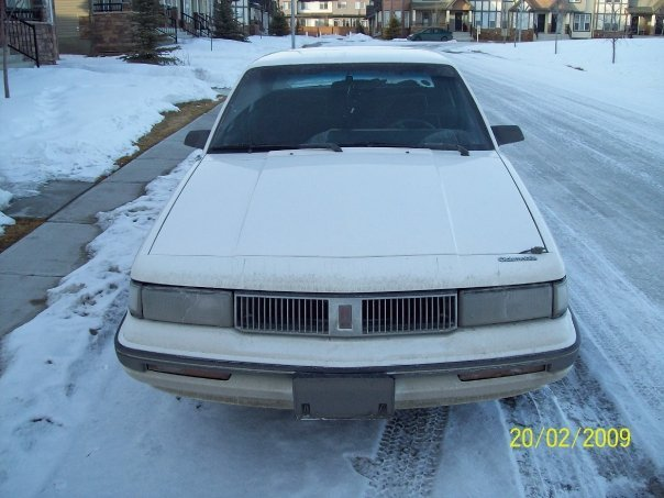 19cutlass92 1992 Oldsmobile Cutlass Ciera 12144948