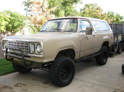 mschoppe35 1975 Dodge Ramcharger
