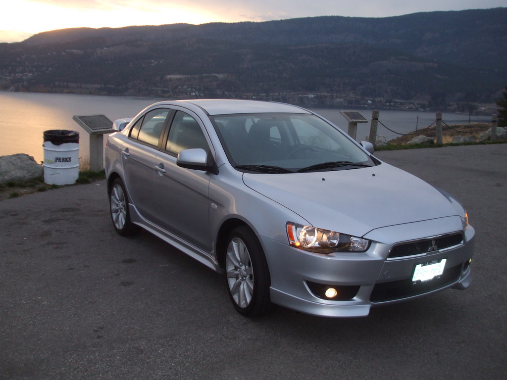 bs4u87 39 s 2009 mitsubishi lancer in kelowna bc. Black Bedroom Furniture Sets. Home Design Ideas