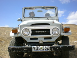 Jono1981 1974 Toyota Land Cruiser