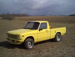 1978 Chevrolet LUV Pick-Up