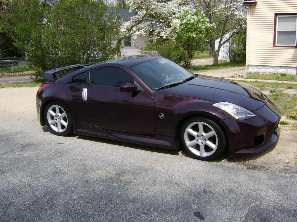 ruben350ztt 2003 nissan 350z specs photos modification. Black Bedroom Furniture Sets. Home Design Ideas