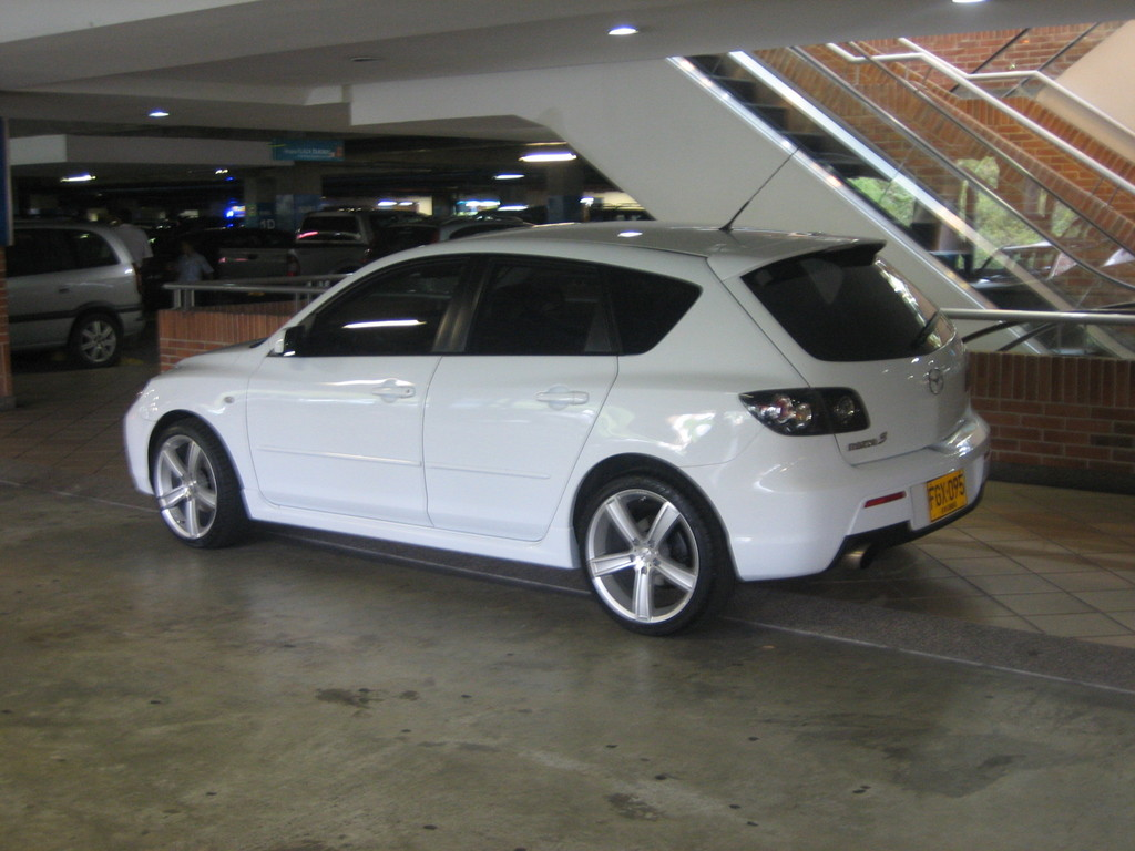 Another maotuned 2008 Mazda MAZDA3 post... - 12142446