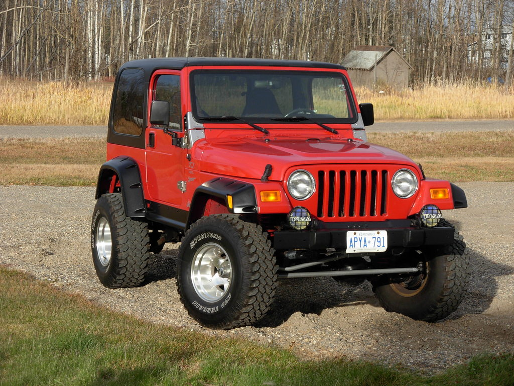 Transienttq 2000 Jeep Wrangler Specs Photos Modification