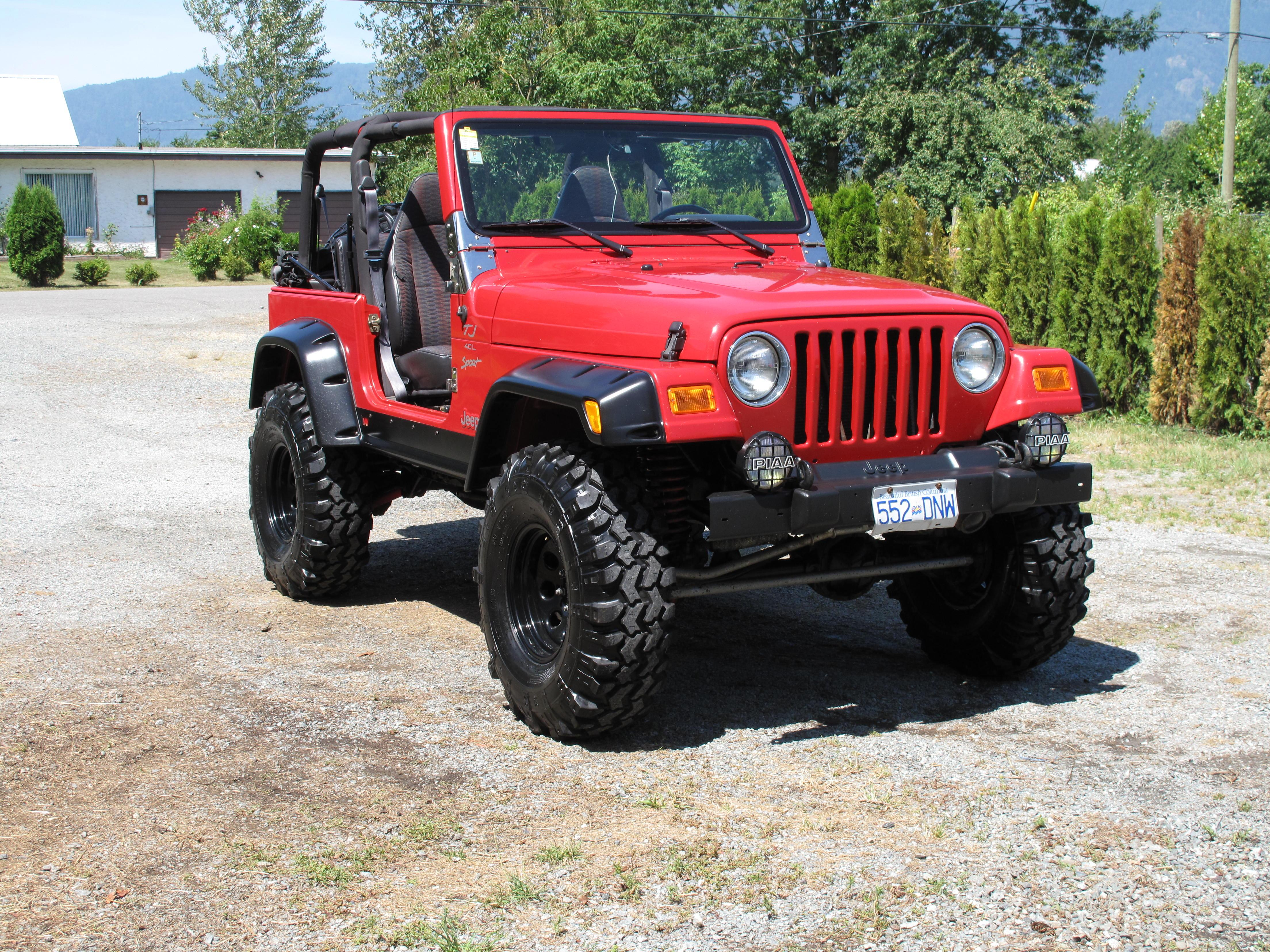 Jeep Tj Body Lift >> TransientTQ 2000 Jeep Wrangler Specs, Photos, Modification Info at CarDomain