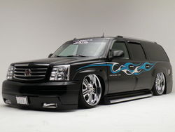 PLUS_ULTRAs 2003 Cadillac Escalade