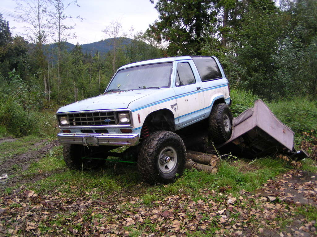walnuty 1986 ford bronco ii specs photos modification. Black Bedroom Furniture Sets. Home Design Ideas