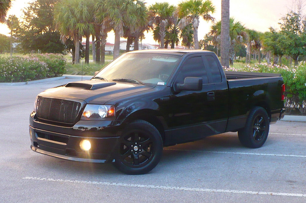 aque509 2006 ford roush f 150fx4 styleside pickup 4d 6 1 2 ft specs photos modification info. Black Bedroom Furniture Sets. Home Design Ideas