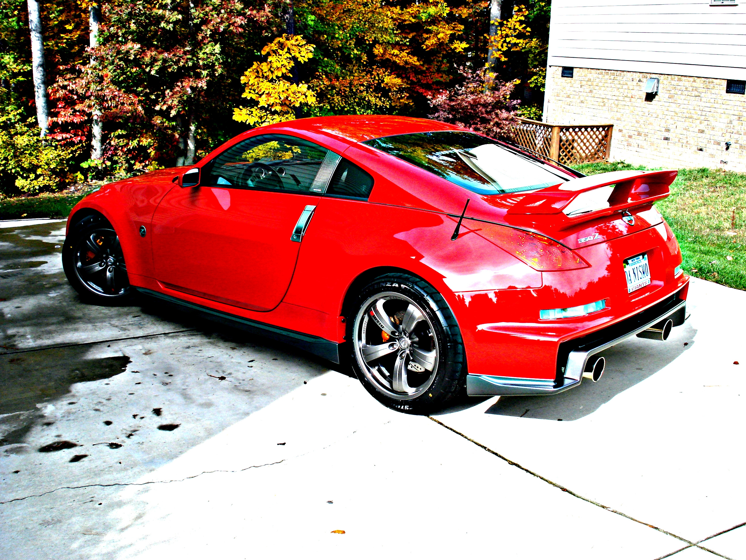 Another nismomike2012 2008 Nissan 350Z post   2575938 by