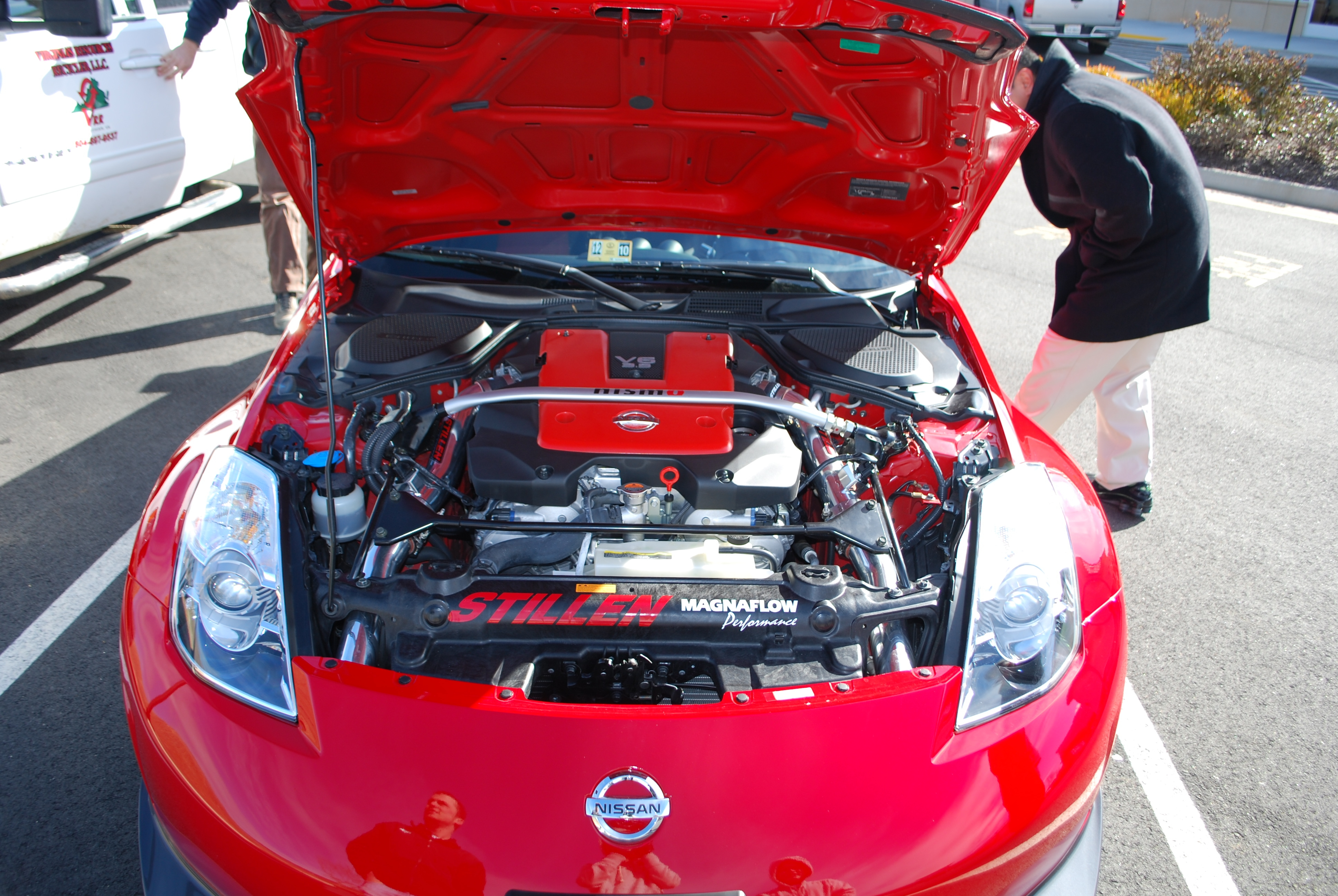 2008 Nissan 350z Touring Horsepower Image Gallery  HCPR