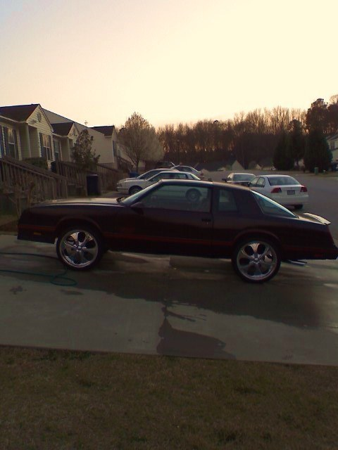 Another Georgiaboii 1999 Chevrolet Monte Carlo post... - 12146993