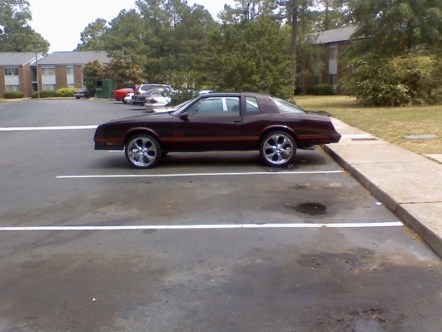 Another Georgiaboii 1999 Chevrolet Monte Carlo post... - 12146997