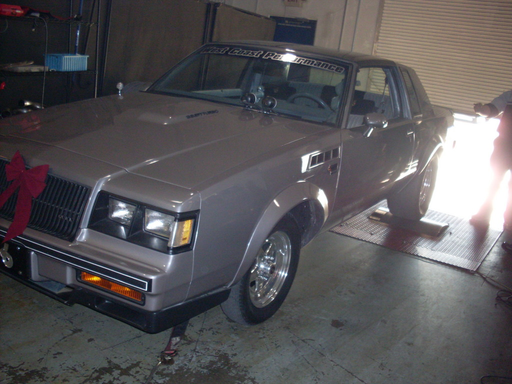 Another bigt86gn 1986 Buick Grand National post... - 12604614