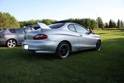 illestchops 1999 Hyundai Tiburon