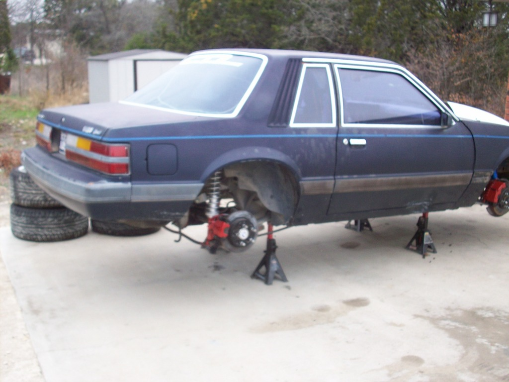 Another shcctx 1985 Ford Mustang post... - 12254900