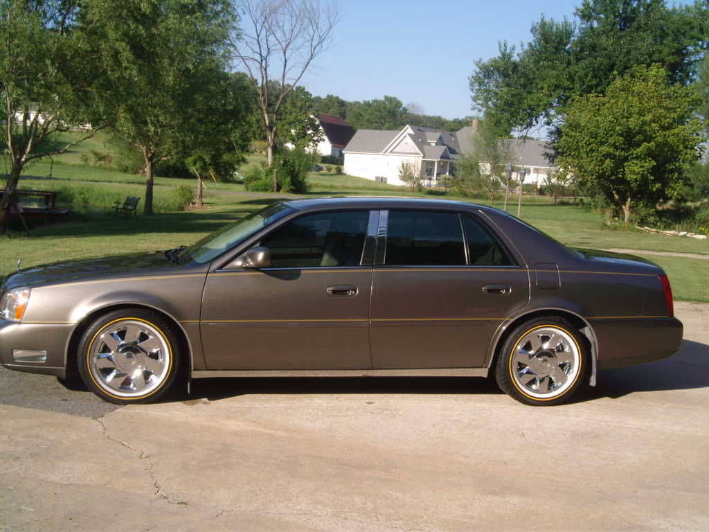 King21jake 2002 Cadillac Dts Specs Photos Modification