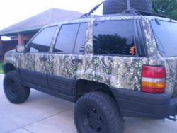 redevildude14s 1998 Jeep Grand Cherokee