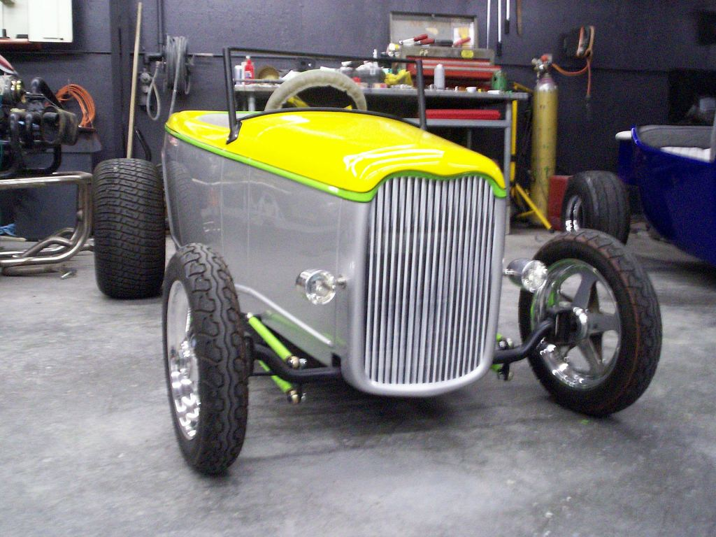 draggim 1932 Ford Roadster 12150253