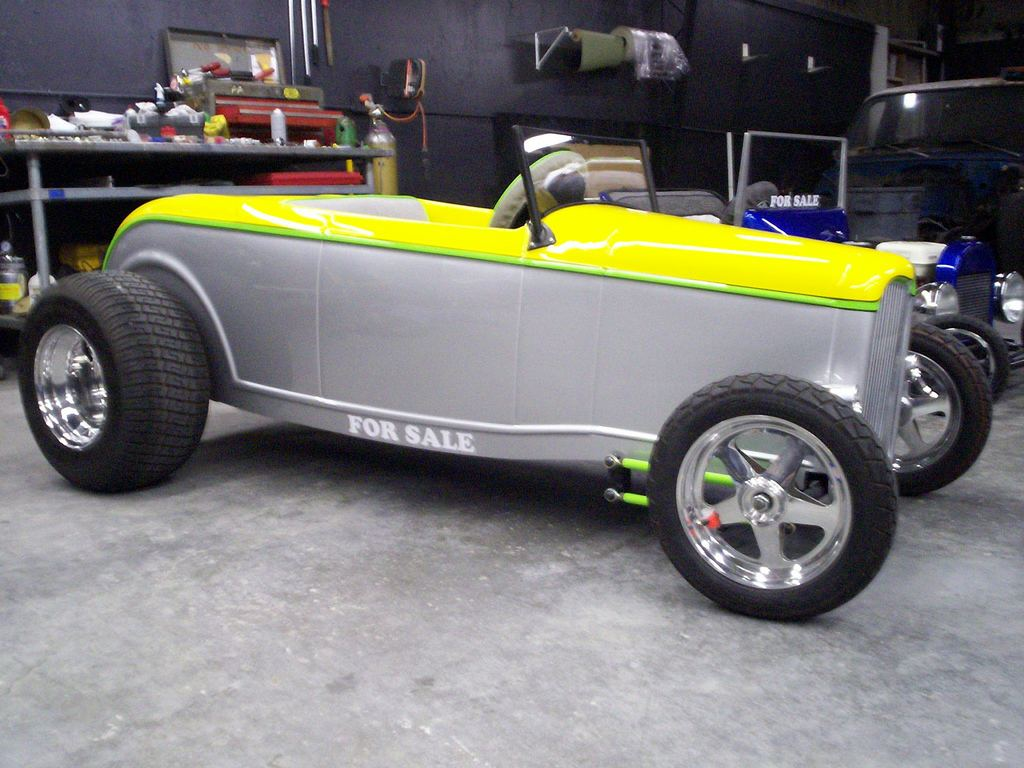 draggim 1932 Ford Roadster 12150254