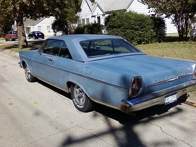Jameserbob 1965 Ford Galaxie Specs Photos Modification Info At