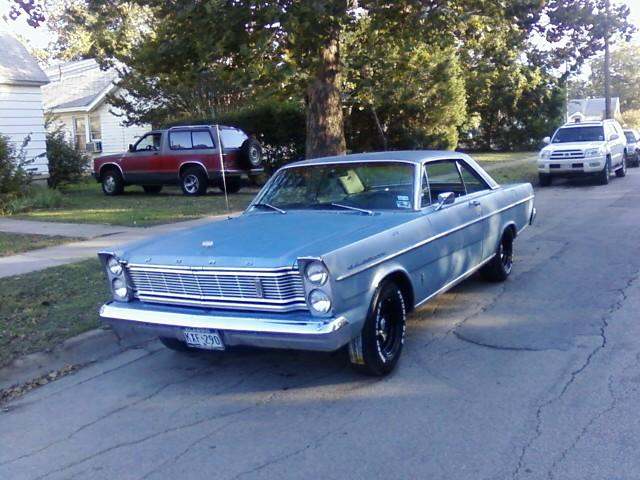 Another Jameserbob 1965 Ford Galaxie post... - 16873979
