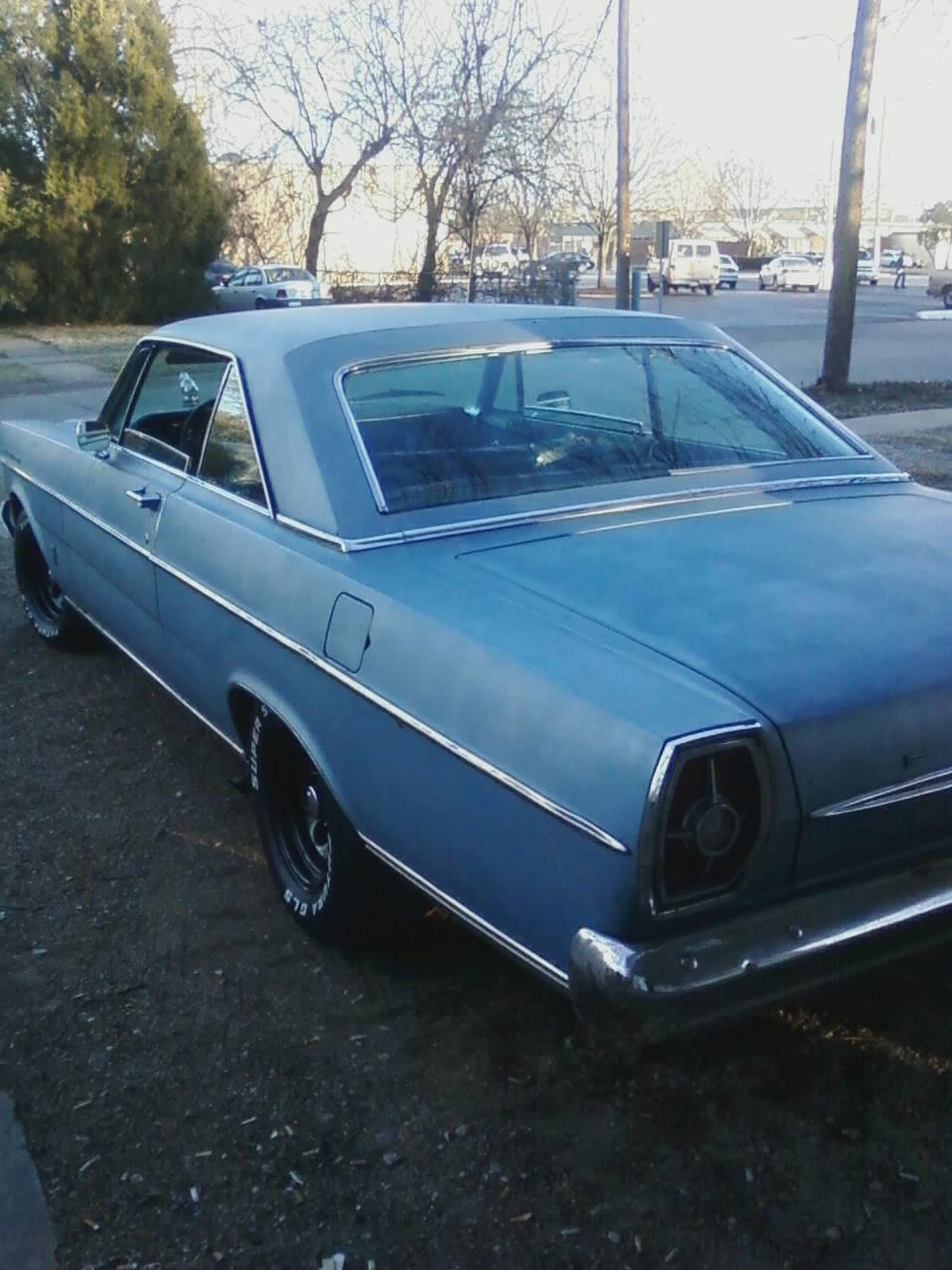 Another Jameserbob 1965 Ford Galaxie post... - 16874443