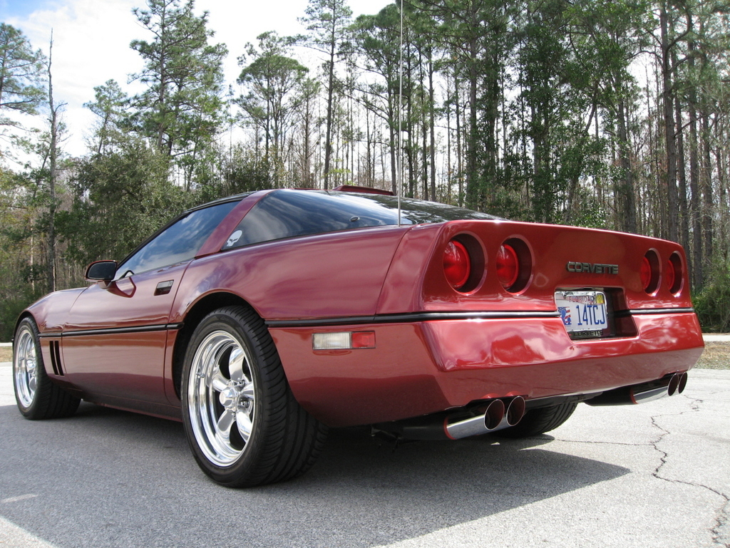 Another chuckkrugiii 1986 Chevrolet Corvette post... - 12150464