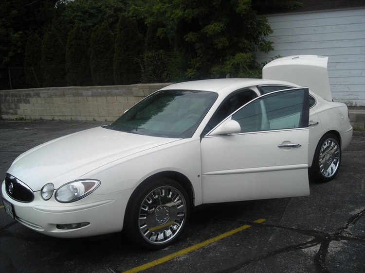 Another BuickLacrosseC 2006 Buick LaCrosse post... - 12195283