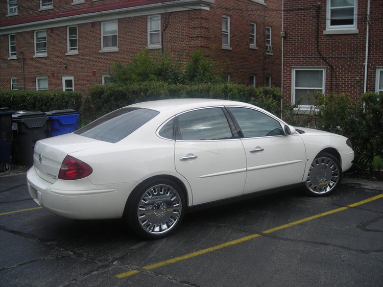 Another BuickLacrosseC 2006 Buick LaCrosse post... - 12195284