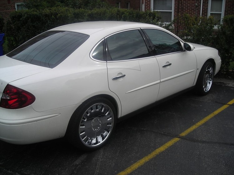 Another BuickLacrosseC 2006 Buick LaCrosse post... - 12195291