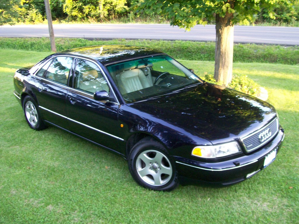 Number1audifan 1998 Audi A8 Specs Photos Modification