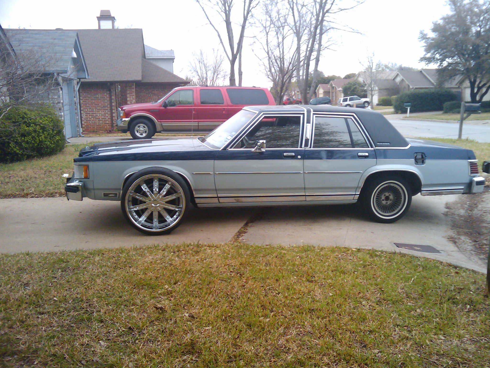 Another kingdchivers 1986 Mercury Grand Marquis post... - 12174376