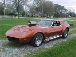 CustomVette68s 1968 Chevrolet Corvette