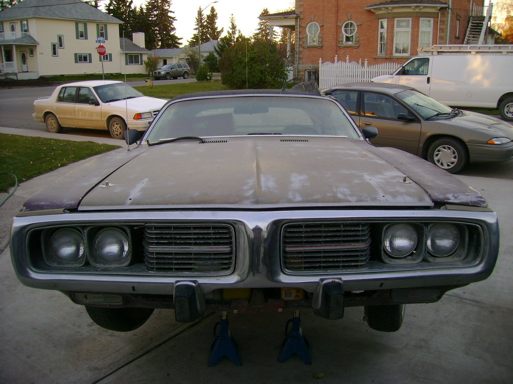 Another Dodgelvr 1974 Dodge Charger post... - 12151859