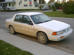 Dodgelvrs 1994 Dodge Spirit