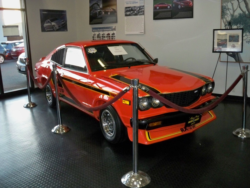 1977 Mazda Rx3: Pitosp 1977 Mazda RX-3 Specs, Photos, Modification Info At