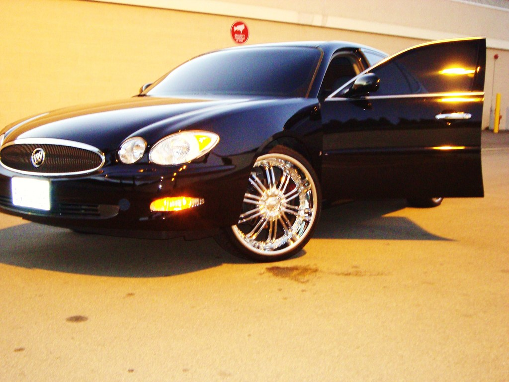 Large on 07 Buick Lacrosse