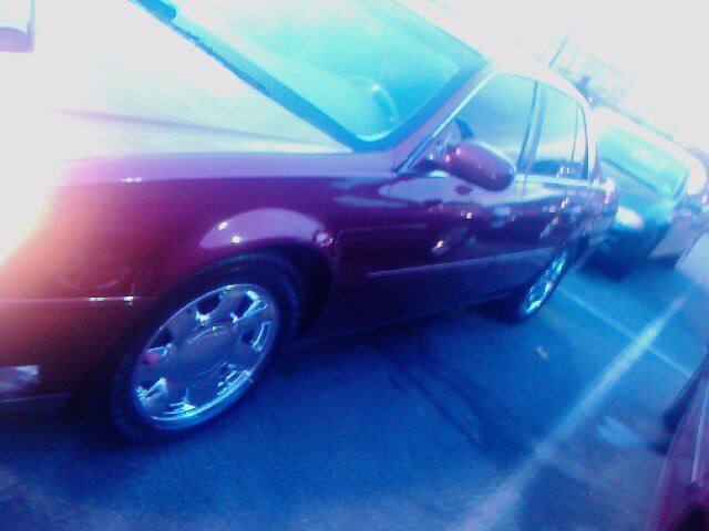 Another monteil41 2001 Cadillac DeVille post... - 12152673