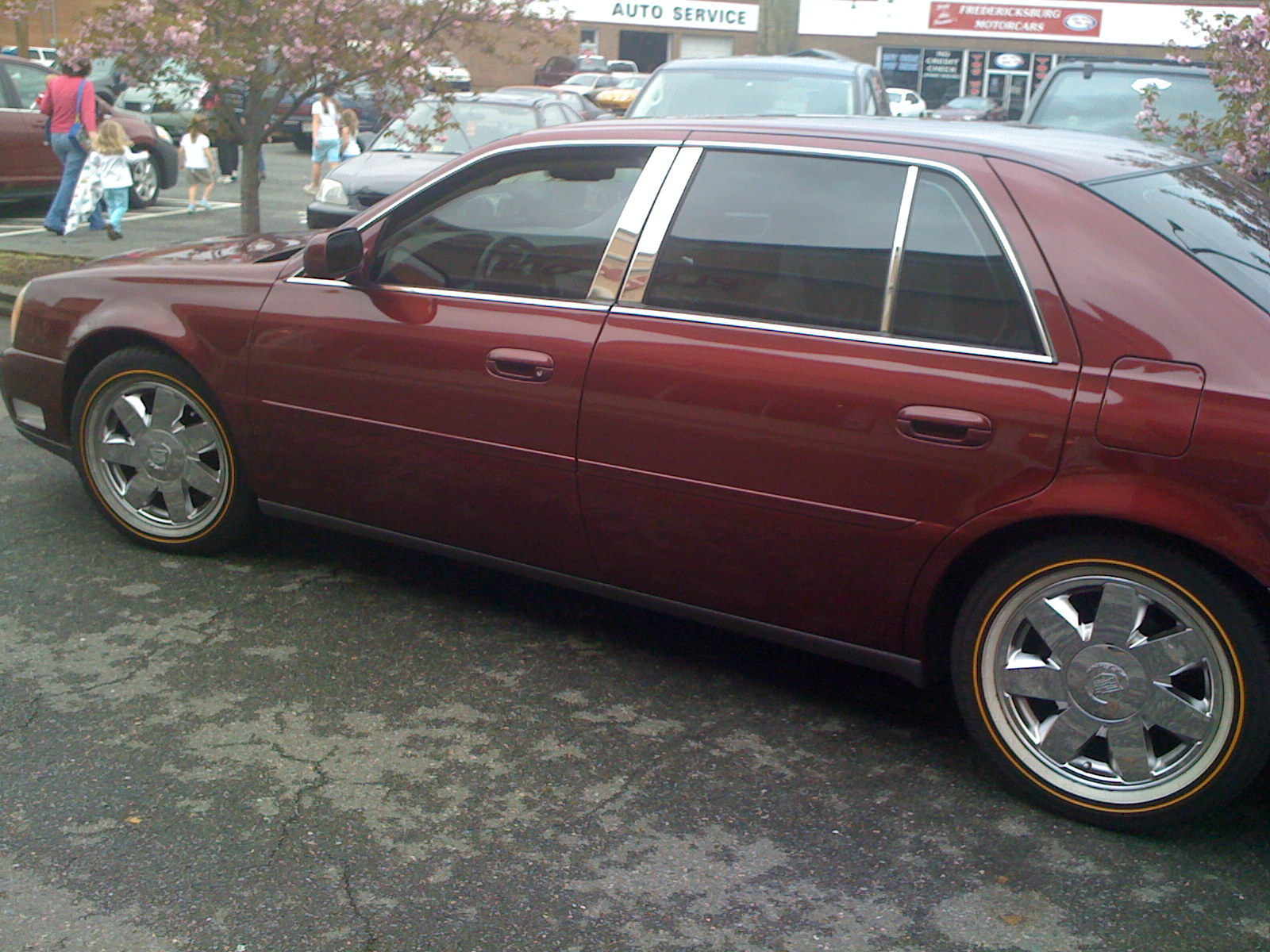Another monteil41 2001 Cadillac DeVille post... - 12152675