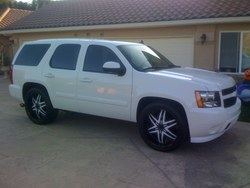 Cambridge14s 2008 Chevrolet Tahoe