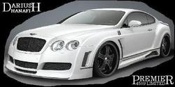 DaddyDarush 2008 Bentley Continental GT