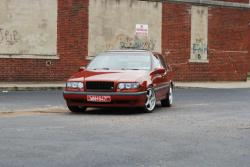 S14Civics 1996 Volvo 850 